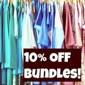 Other - 10 % off Bundles of 2 or more!